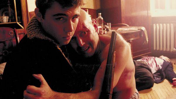 Кадр из фильма Брат