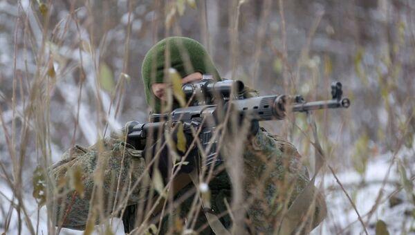 Найти и уничтожить - Минобороны РФ показало ролик о работе военных разведчиков