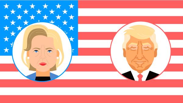 Выборы президента США - 2016 (ДЛЯ ИНЖЕКТА)