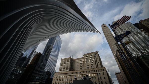 Национальный мемориал и музей 11 сентября в Нью-Йорке. Архивное фото