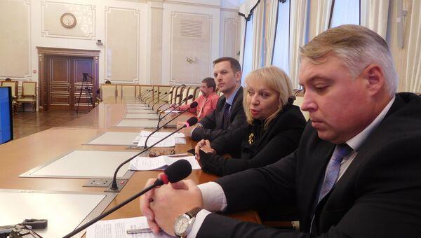 Российские и белорусские журналисты познакомились с работой СО РАН