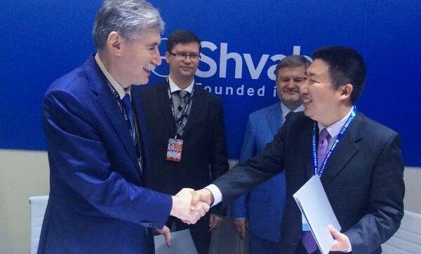 Швабе до конца года разработает план сотрудничества с КНР, Индией, РК
