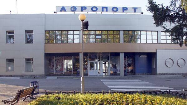 Аэропорт в Чебоксарах