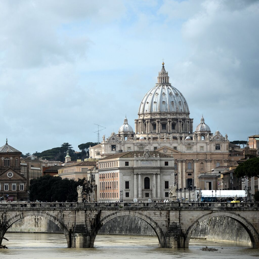 Обои улица, Ватикан, здания, дома. Города foto 7