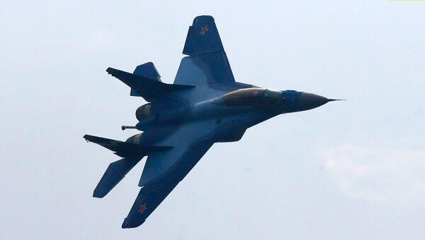Палубный истребитель МиГ-29К. Архивное фото
