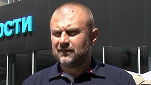 Председатель Национального антикоррупционного комитета (НАК) Кирилл Кабанов