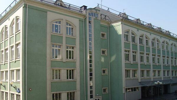 Здание МГППУ