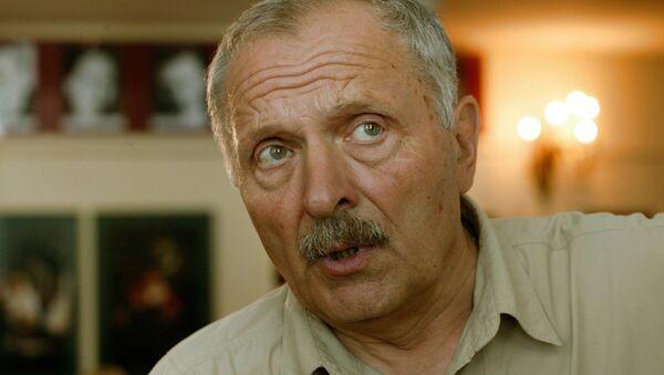 Народный артист РФ Евгений Лазарев. Архивное фото
