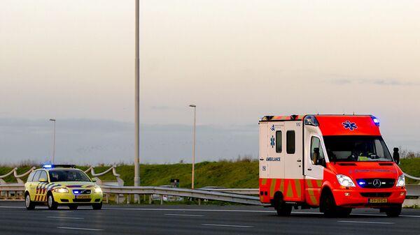 Автомобиль скорой помощи в Нидерландах