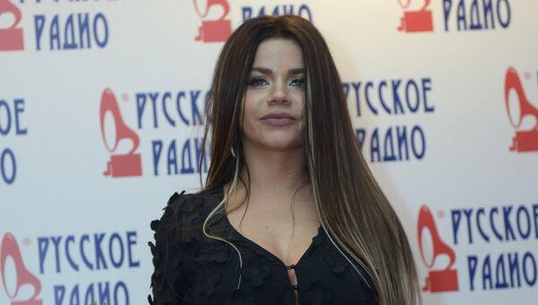 Певица Бьянка на XXI Церемонии вручения национальной музыкальной премии Золотой Граммофон