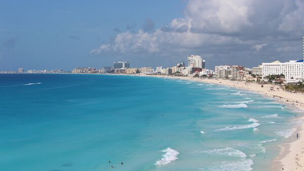 Канкун. Мексика