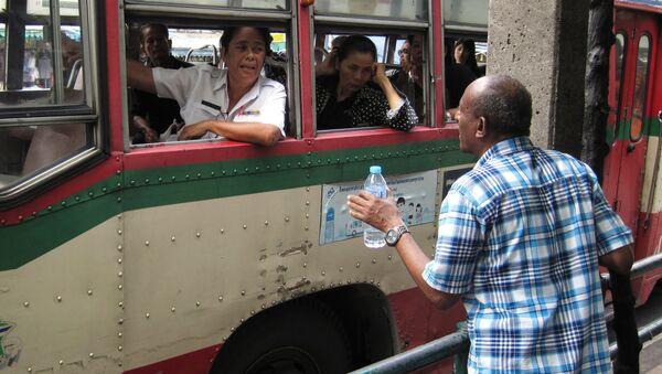 Люди на улице Бангкока