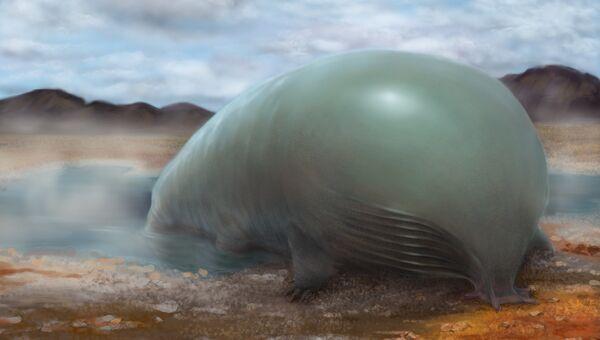 Так художник представил себе инопланетную кремний-органическую жизнь