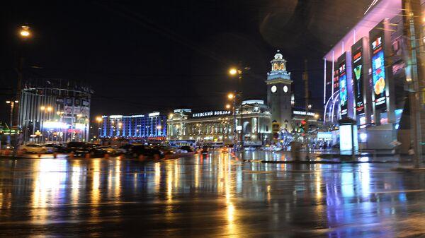 Киевский вокзал