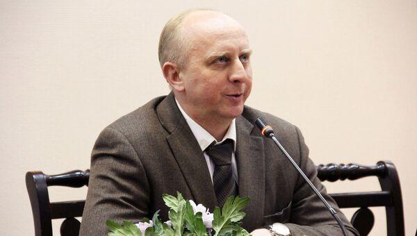 Бывший ректор СПбГАУ Сергей Широков. Архивное фото