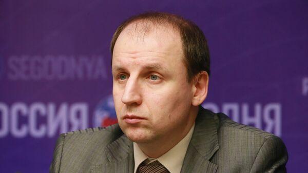 Богдан Безпалько, член Совета по межнациональным отношениям при Президенте России
