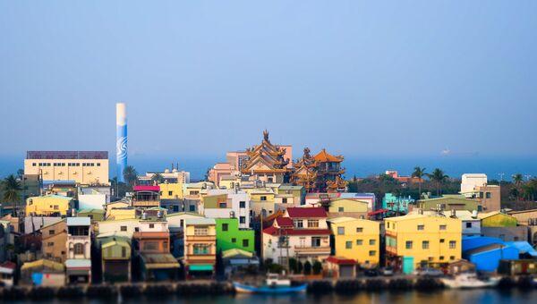 Тайвань. Архивное фото