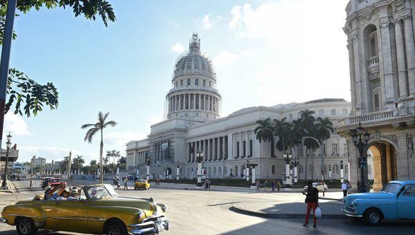 Историческая часть Гаваны. Архивное фото