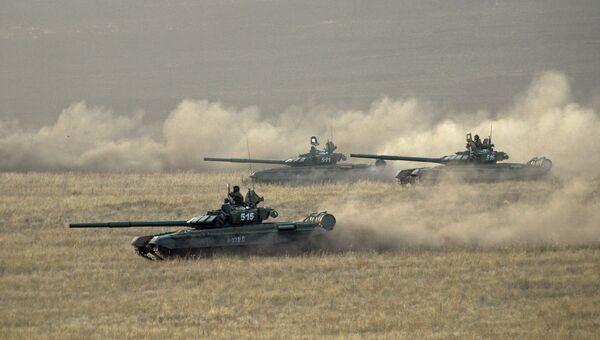 Стратегические командно-штабные учения. Архивное фото
