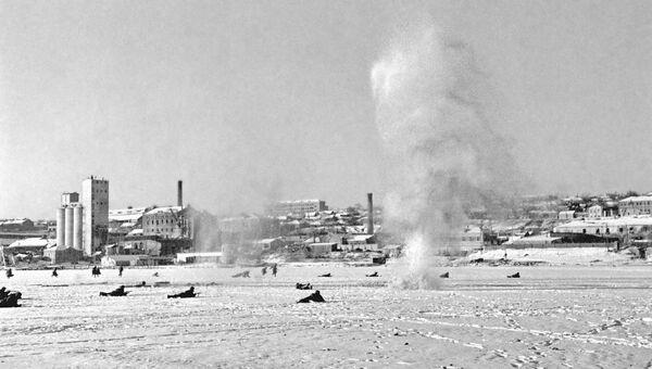 Бой за Ростов-на-Дону во время Великой Отечественной войны. Февраль 1943 года