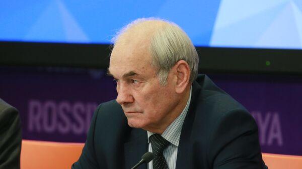 Леонид Ивашов, президент Академии геополитических проблем, генерал-полковник