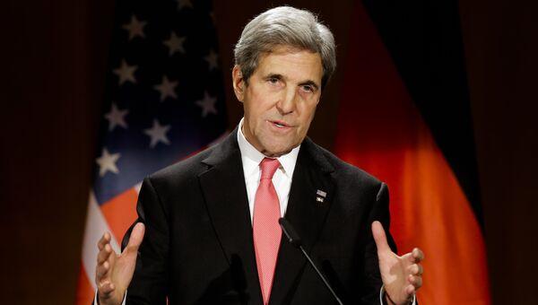 Госсекретарь США Дж. Керри. Архивное фото