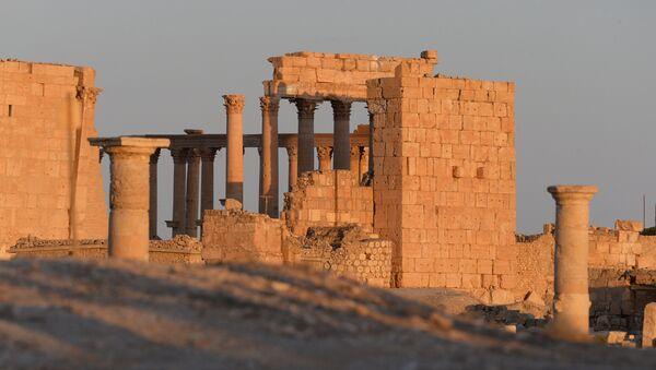 Древняя Пальмира. Архивное фото