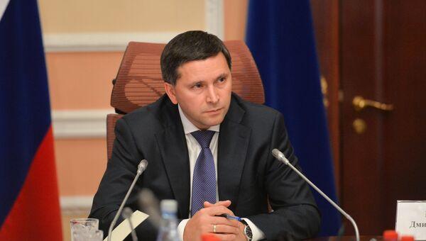 Губернатор ЯНАО Дмитрий Кобылкин. Архивное фото