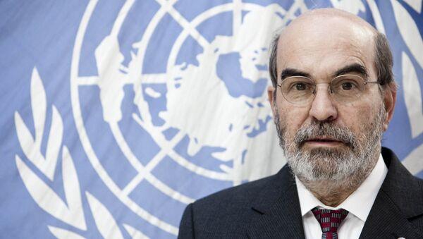 Генеральный директор FAO Жозе Грациану да Силва. Архивное фото