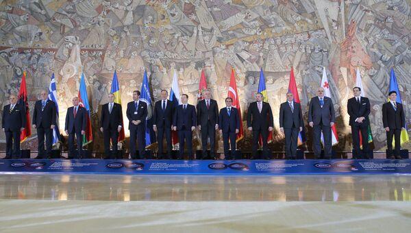 Заседание Совета глав МИД стран-участниц Организации черноморского экономического сотрудничества. Архивное фото