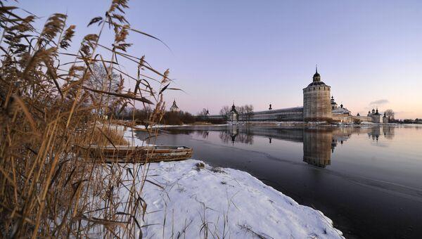 Вологодская область. Арихвное фото