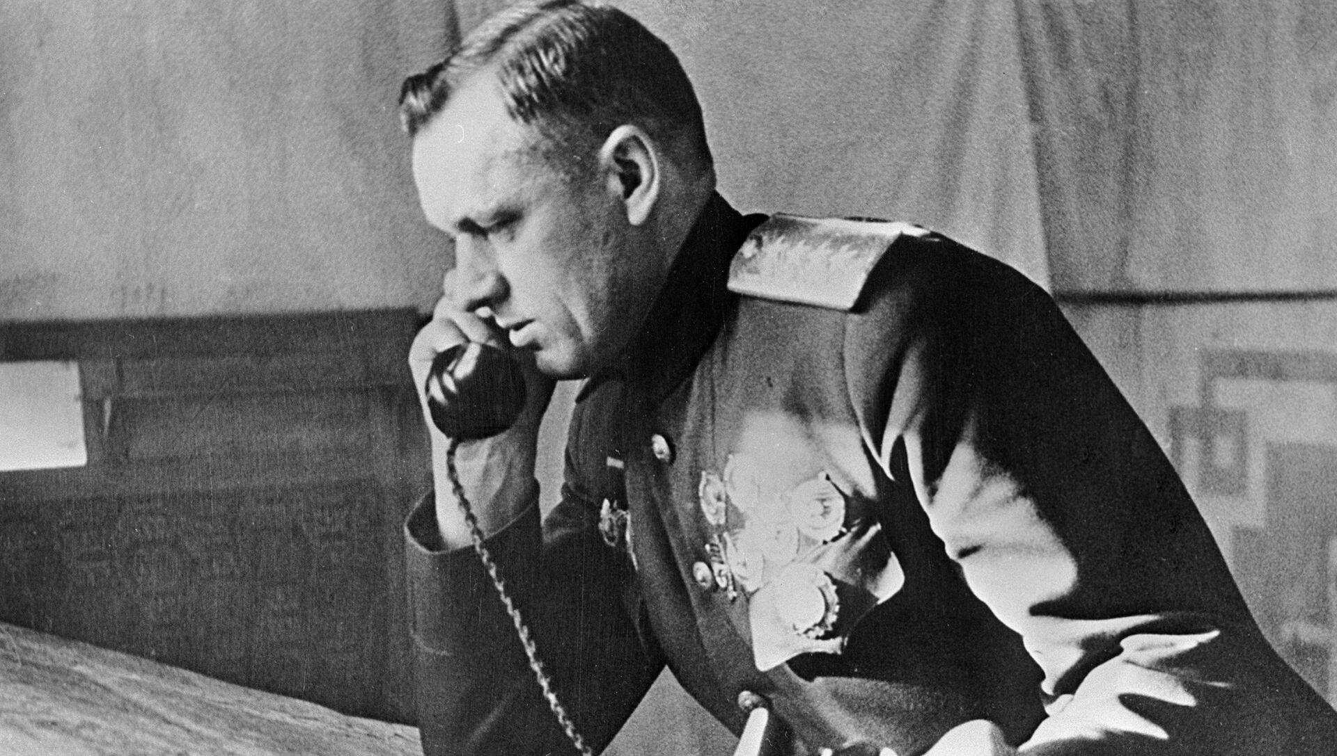 Константин Рокоссовский - РИА Новости, 1920, 21.12.2016