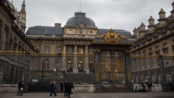 Здание Верховного суда в Париже. Архивное фото
