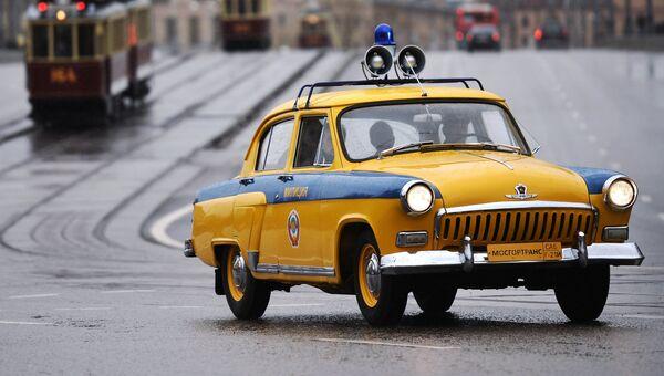 Автомобиль ГАЗ-21 Волга