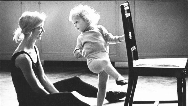 Рождение балерины. Москва, 1967