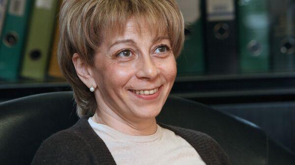 Исполнительный директор МОО Справедливая помощь  Елизавета Глинка