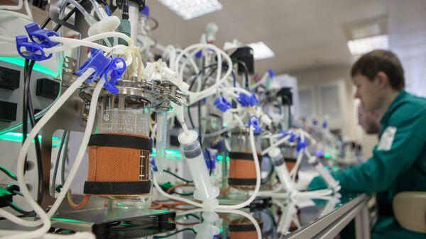 Биотехнологическая компания Biocad в Санкт-Петербурге. Архивное фото