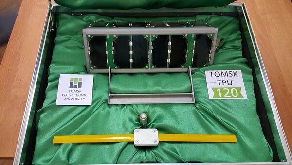 Институт физики высоких технологий ТПУ напечатал космический спутник на 3d-принтере. Архивное фото