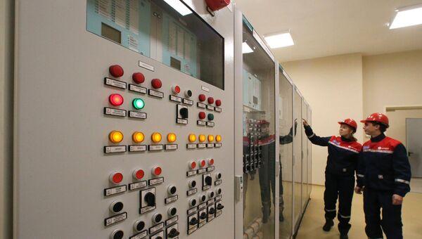 Электросетевой объект Чемпионата мира по футболу 2018 – подстанция Береговая в Калининграде