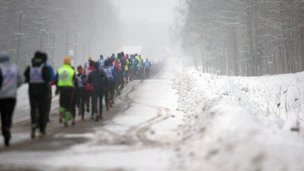 Международный марафон. Архивное фото