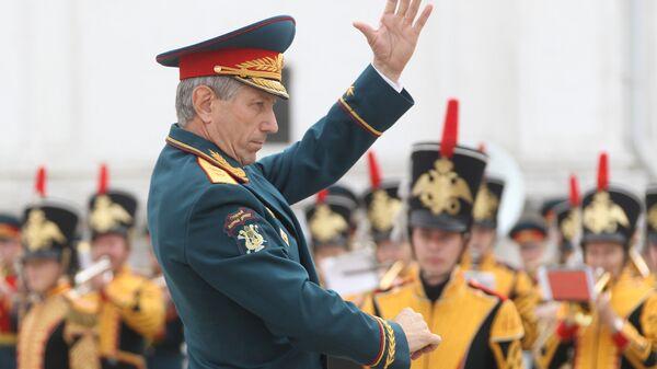 Главный военный дирижер ВС РФ Валерий Халилов