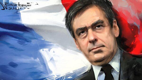 Франсуа Фийон: реалист, прагматик, консерватор Франсуа Фийон – это Саркози наоборот