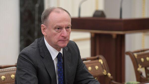 Николай Патрушев. Архивное фото