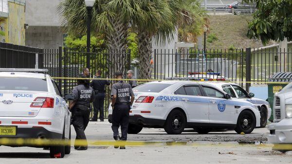 Сотрудники полиции Майами