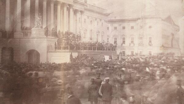 Инаугурация президента Джеймса Бьюкенена, март 1857