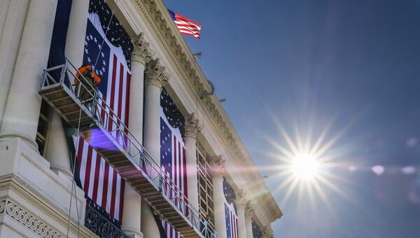 Здание Конгресса США на Капитолийском холме. Архивное фото