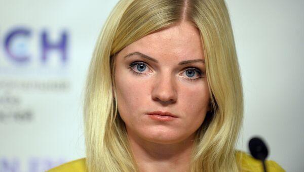 Кристина Угарова. Архивное фото