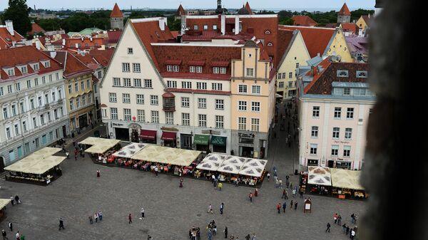 Города мира. Таллин. Архивное фото