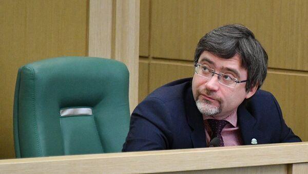 Генеральный директор ВЦИОМ Валерий Федоров. Архивное фото