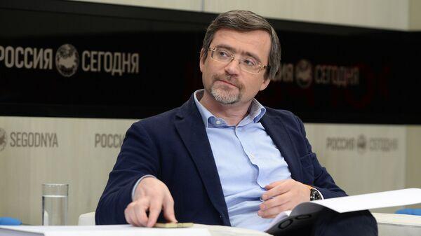 Генеральный директор ВЦИОМ Валерий Федоров
